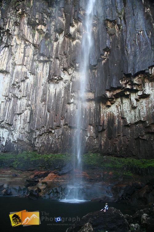 waterfall in NSW