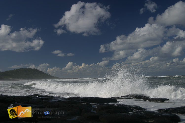 NSW beach