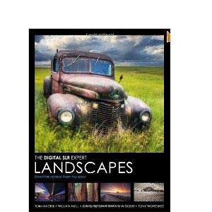 Digital SLR expert landscapes