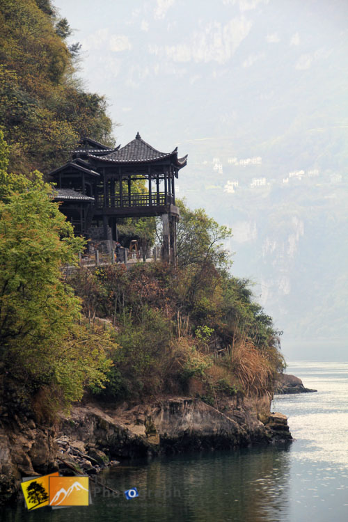 View from Yangtze river