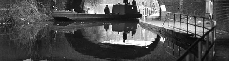 camden lock boats