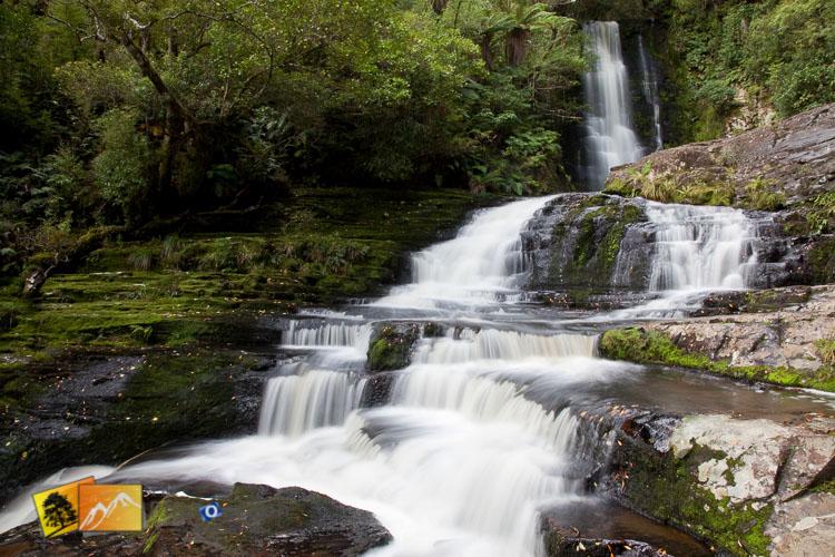 Mclean falls.