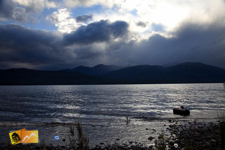 Lake Te Anua.
