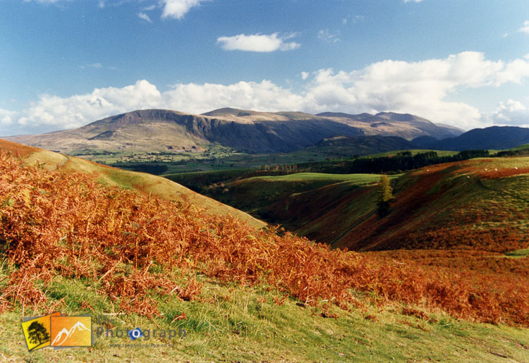 skiddaw in the lake district